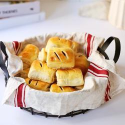 豆沙面包卷的做法[圖]