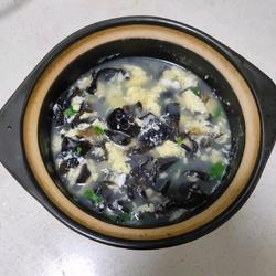 黑木耳鸡蛋汤的做法[图]