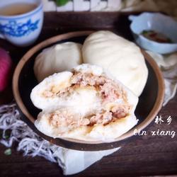 洋葱猪肉包子的做法[图]