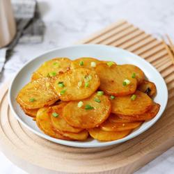 蚝油土豆片的做法[图]