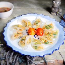 韭菜鸡蛋水晶饺的做法[图]
