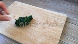 菠菜虾皮蛋饼的做法图解3