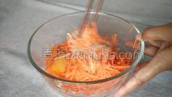 土豆胡萝卜鸡蛋饼的做法图解6