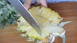菠萝沙拉黄金虾的做法图解8
