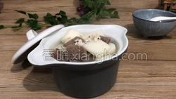 淮山薏米牛肉汤的做法图解13