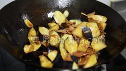 土豆炖茄子的做法图解16