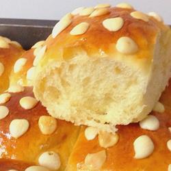 杏仁大面包的做法[图]