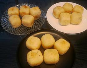 自制网红豆沙玉兰饼[图]