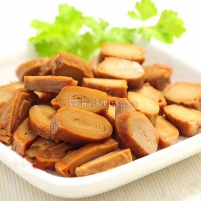 小圈豆腐皮
