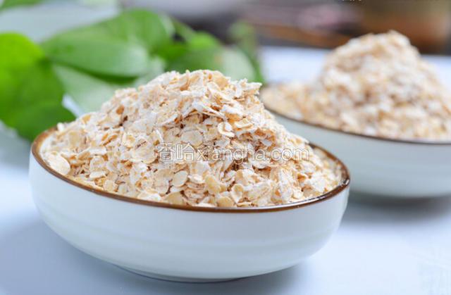 右玉燕麦片