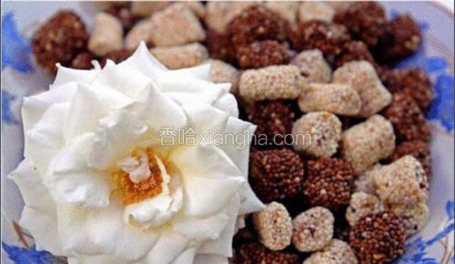 青岩玫瑰糖