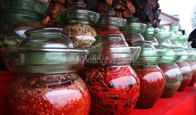 耒阳坛子菜